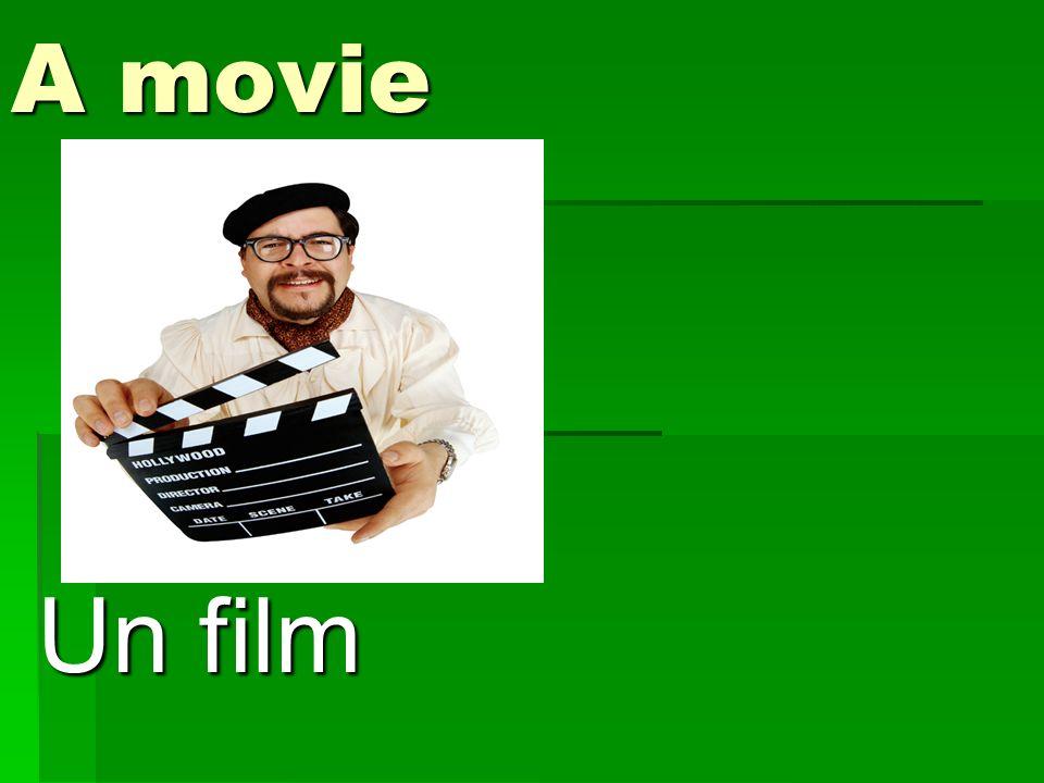 A movie Un film