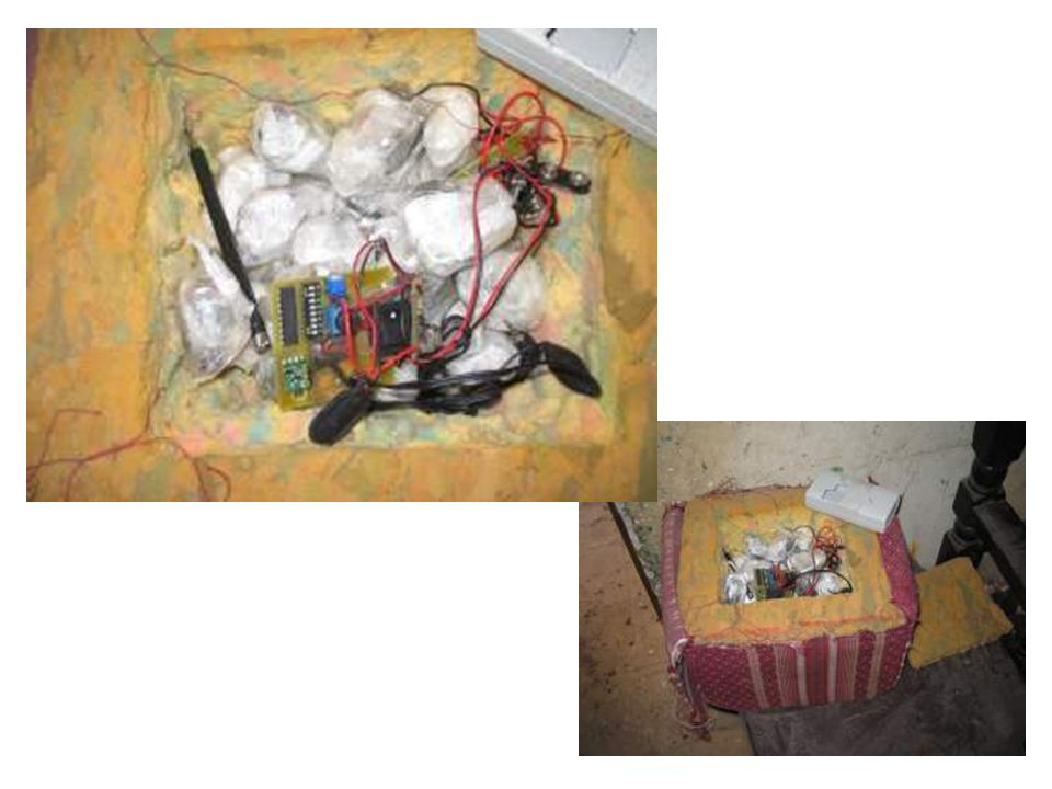 IED Evidence - Part 2 Where: Central Jolan District of Fallujah. When: During Operation Al Fajr - Nov 14, 04.