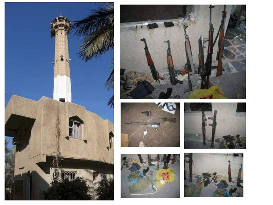 Mosque as a Fighting Position and Weapons Cache #1 - Part 3