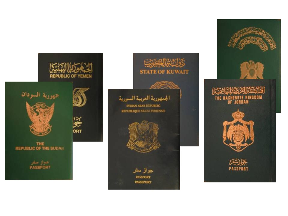 Foreign Fighter Involvement – Passports