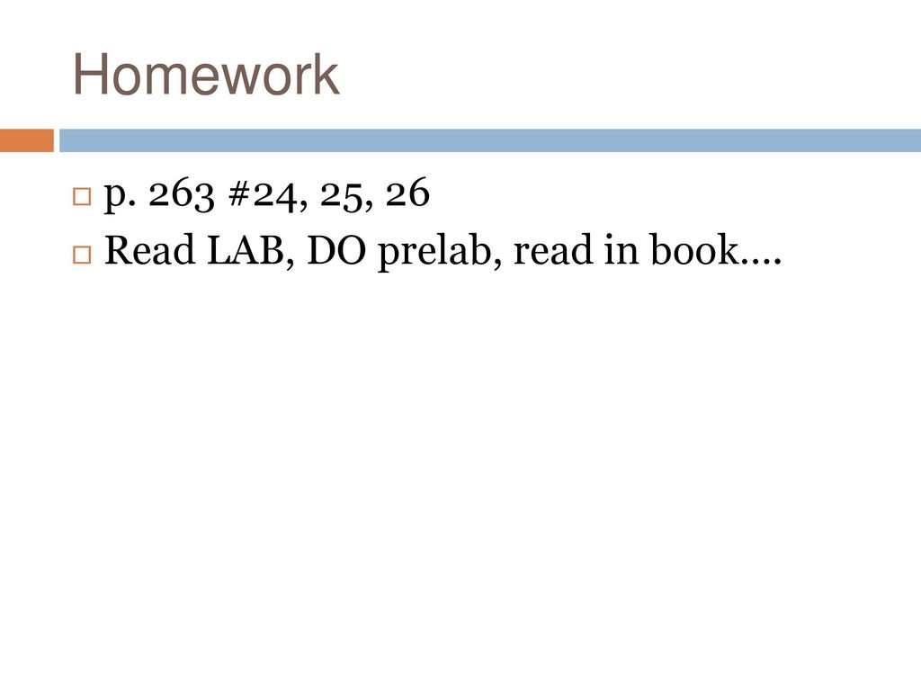 how to read lab work