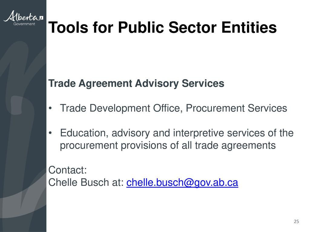 Alberta public sector and procurement ppt video online download tools for public sector entities platinumwayz