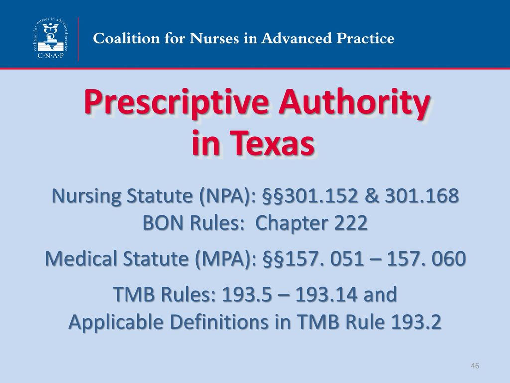 la practice act and prescriptive authority The law states that if a physician has privileges at a hospital and he or she  supervises a pa, the pa must be  standards for telemedicine prescribing  practice.