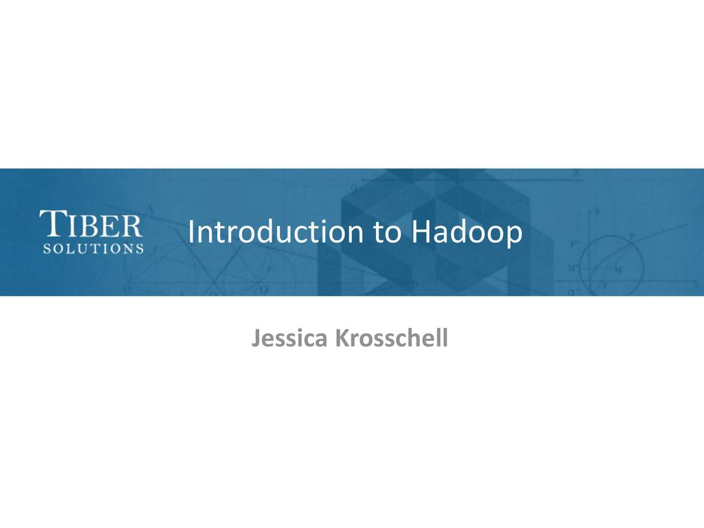 Introduction to hadoop ppt download introduction to hadoop baditri Gallery