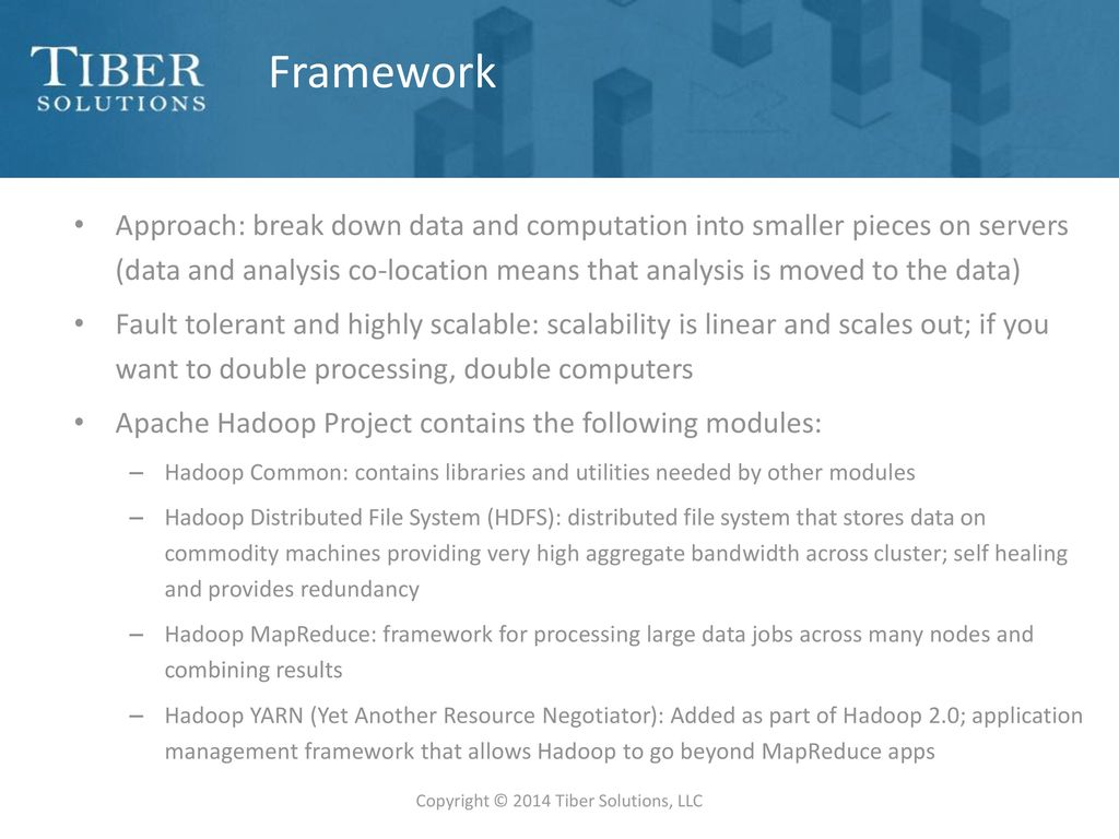 Introduction to hadoop ppt download 5 copyright baditri Gallery