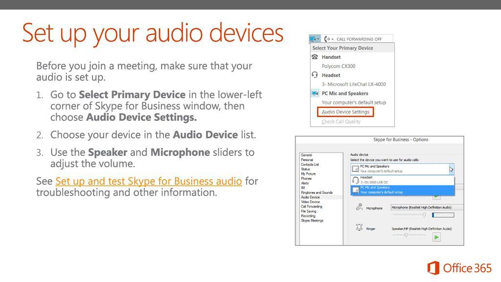 how to make skype volume lower
