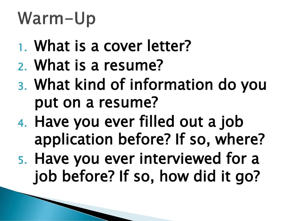 resume should include. this a great outline of what to put in a ...