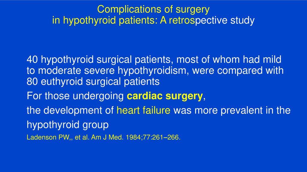 Study cardiac surgery in russia