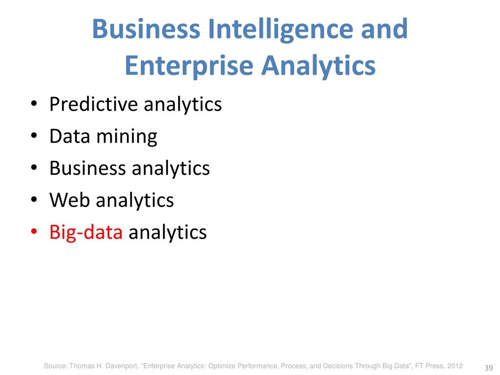 business intelligence with data mining Timothy leads solutions review's business intelligence, data integration, and data management areas of focus he is recognized as one of the top influencers in big data, and the number-one authority in enterprise middleware.