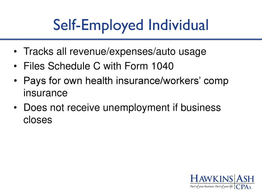 Payroll benefits and year end reminders for ppt download 71 self employed individual falaconquin
