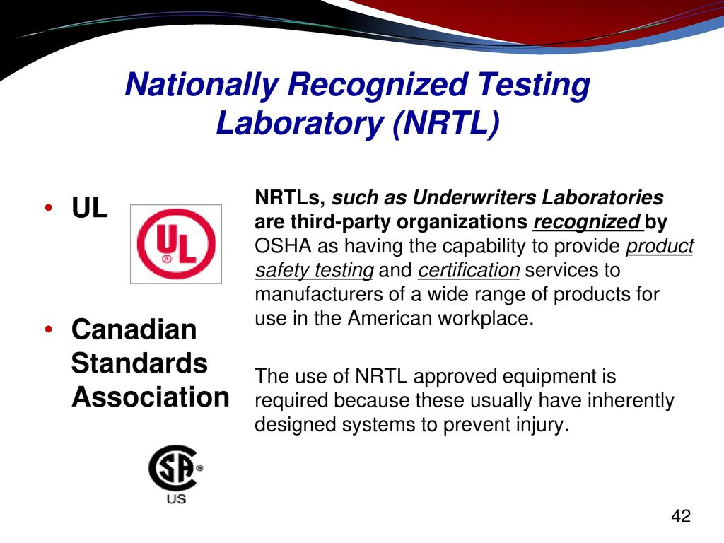 Electrical hazard awareness training for non electrical workers nationally recognized testing laboratory nrtl xflitez Choice Image
