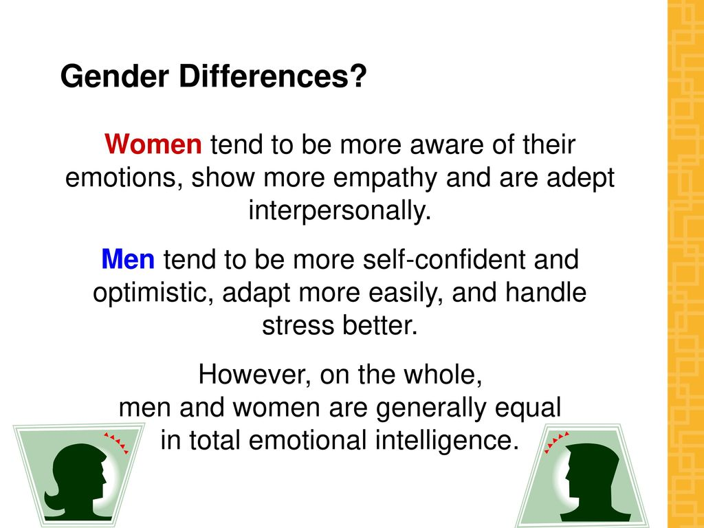 are reason and emotion equally in