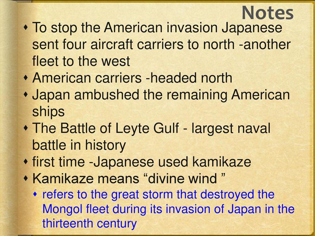 world war two notes pdf