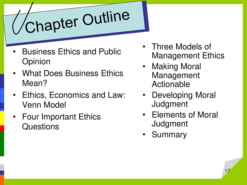 managing laws and ethics Description the aim of this course is to consider ethics and law in public health  and in the management of health care institutions the course includes an.