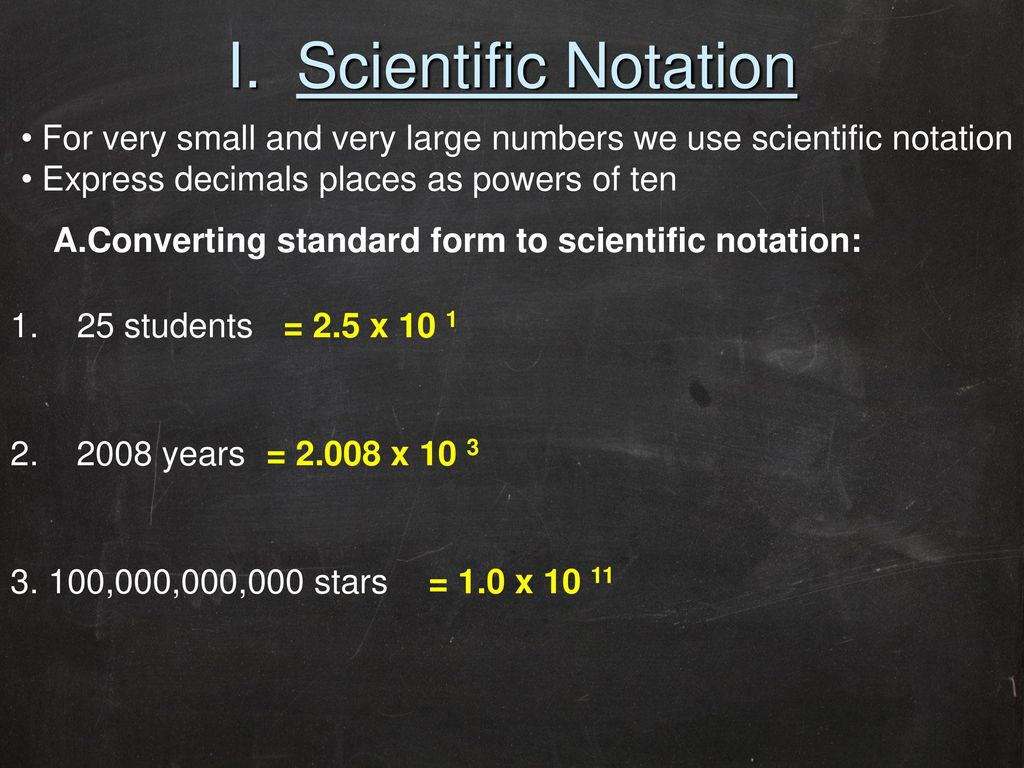Equation manipulation ppt video online download i scientific notation for very small and very large numbers we use scientific notation falaconquin