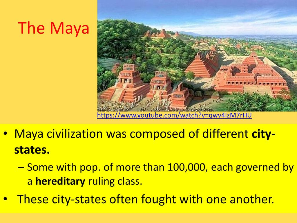 disappearance of the mayan civilization A drought lasting between 1020 and 1100 ce occurred in the midst of the population collapse, which marked the end of the classic mayan civilization (2,3) the mayan civilization experienced its peak during the classic period (250–950 ce.