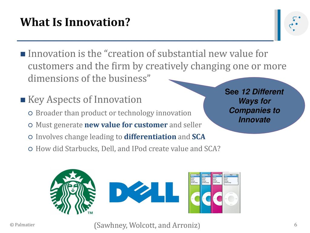 12 different ways to innovate The new collaboration: enabling innovation, changing the  are already being replaced by radically different ways of  the new collaboration: enabling innovation.