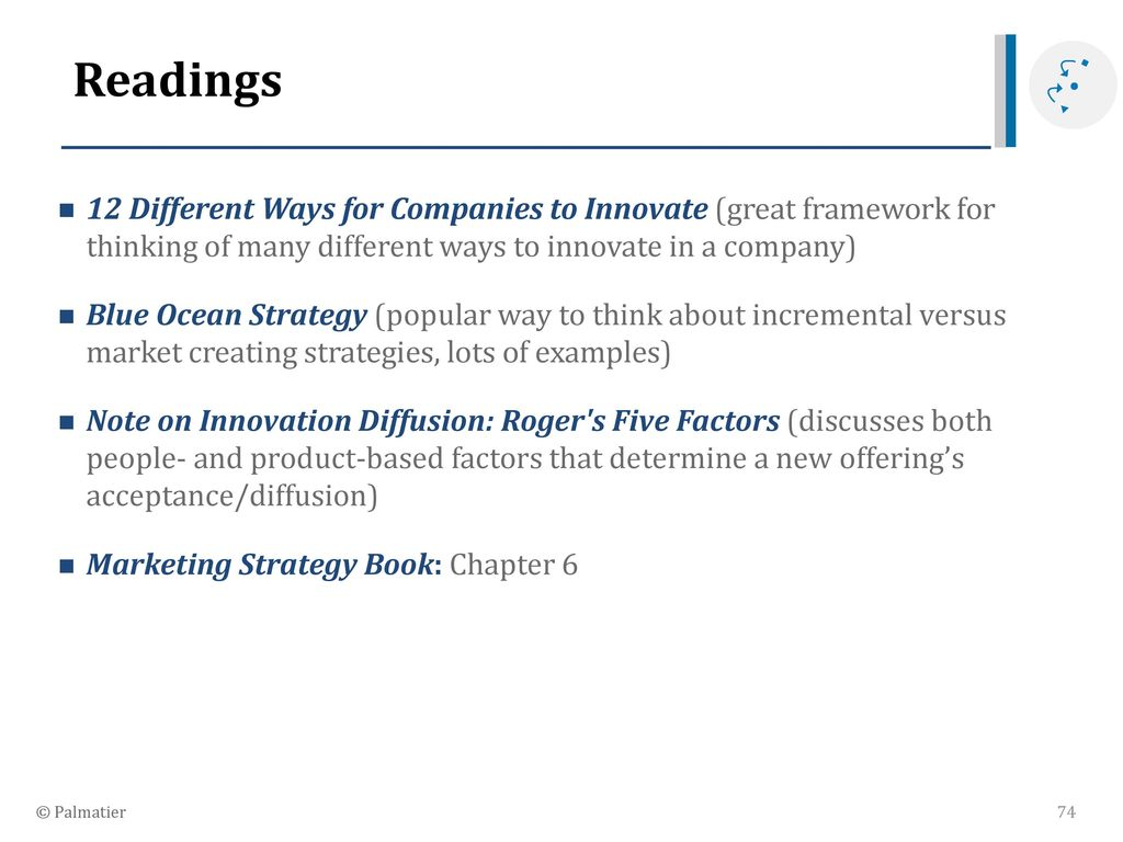 12 Different Ways for Companies to Innovate Harvard Case Solution & Analysis