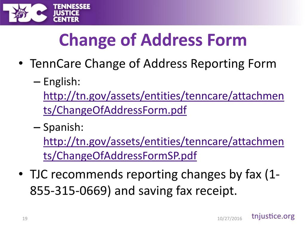 TennCare Redetermination - ppt download