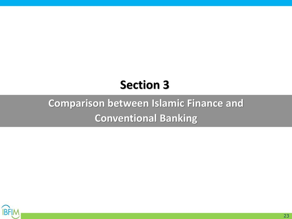 comparison between islamic banking and conventional Similarities and differences between islamic banking and conventional banking similarities and differences between islamic banking and conventional banking 3146 words feb 9th, 2013 13 pages show more  a comparison between islamic and conventional financial institutions.