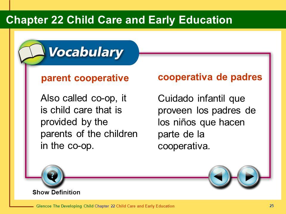 parent cooperative cooperativa de padres