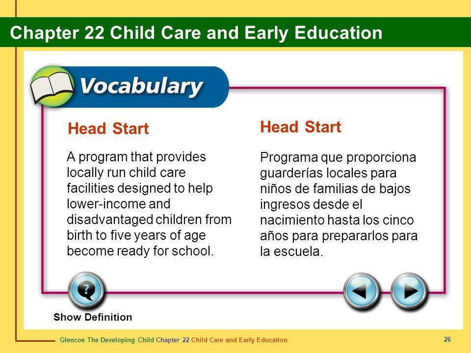 Head Start Head Start.