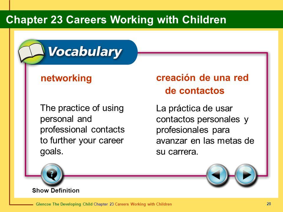 creación de una red de contactos