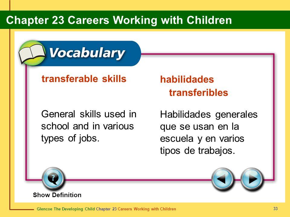 habilidades transferibles