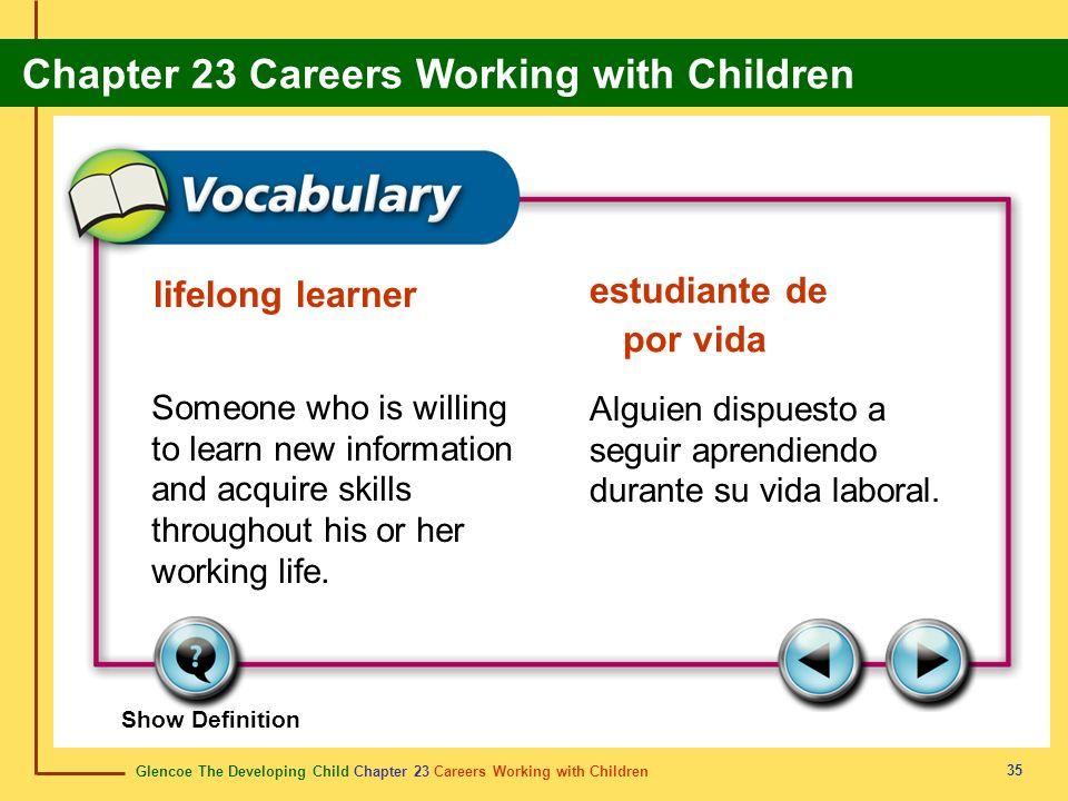 estudiante de por vida lifelong learner