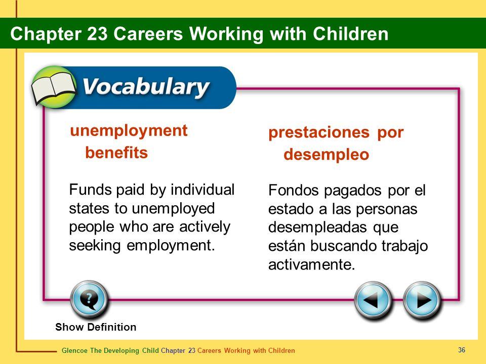 unemployment benefits prestaciones por desempleo