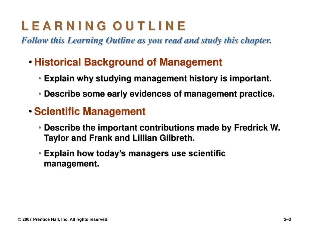 how todays managers use scientific management essay This means successful managers must learn quickly, forecast trends and execute   the creator of scientific management, to conduct time and motion studies on  the  worker should use so that the assembly proceeded with maximum  efficiency  to individuals with diverse talents to empower (and exploit) today —  so has.