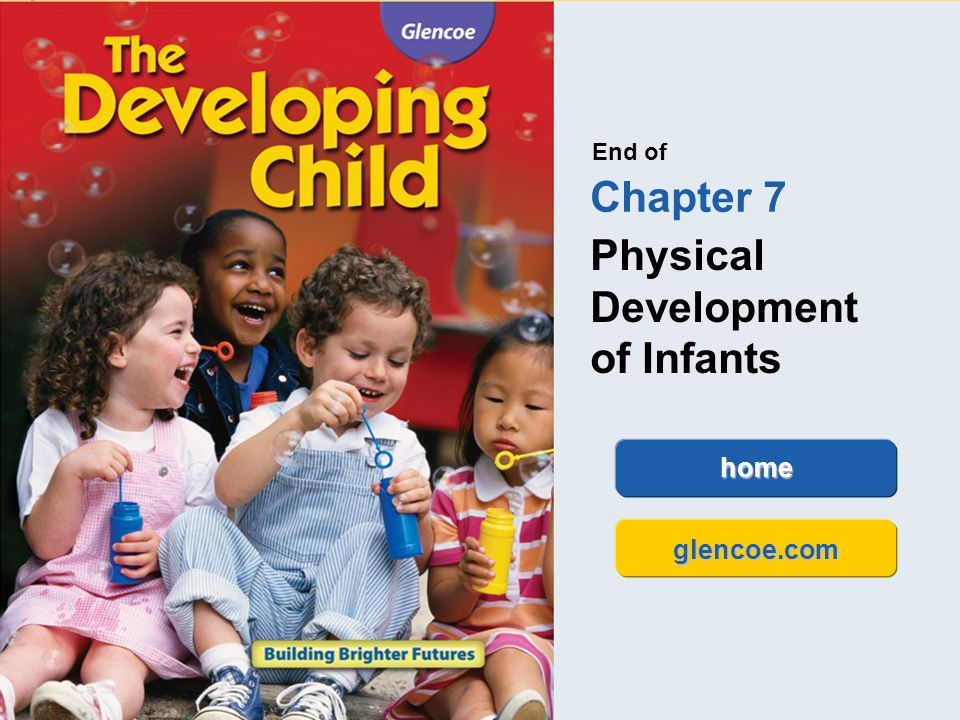 Physical Development of Infants