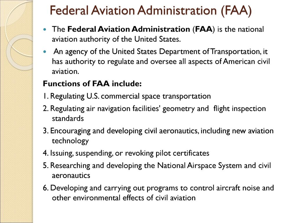 an analysis of the inspections of federal aviation administration Get this from a library compilation and analysis of the federal aviation administration's inspection of a sample of commercial air carriers : report [united states.