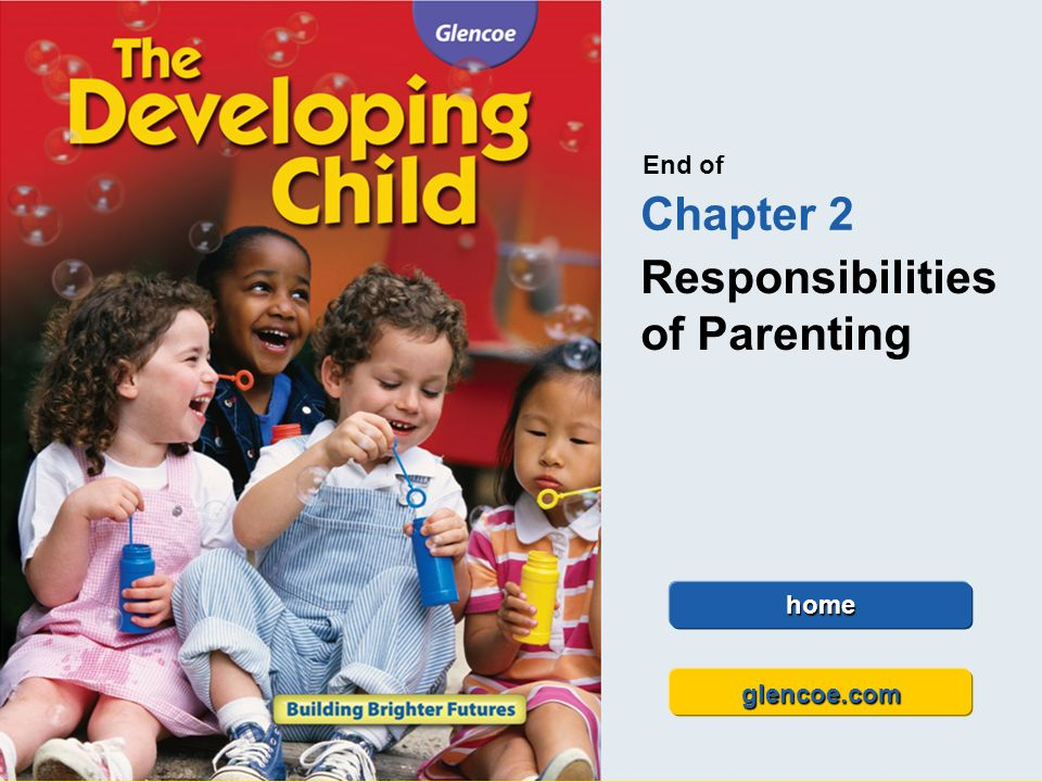Responsibilities of Parenting