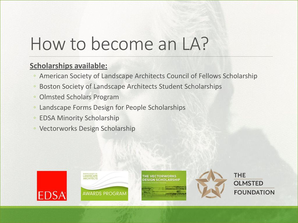 Landscape Architecture ppt download