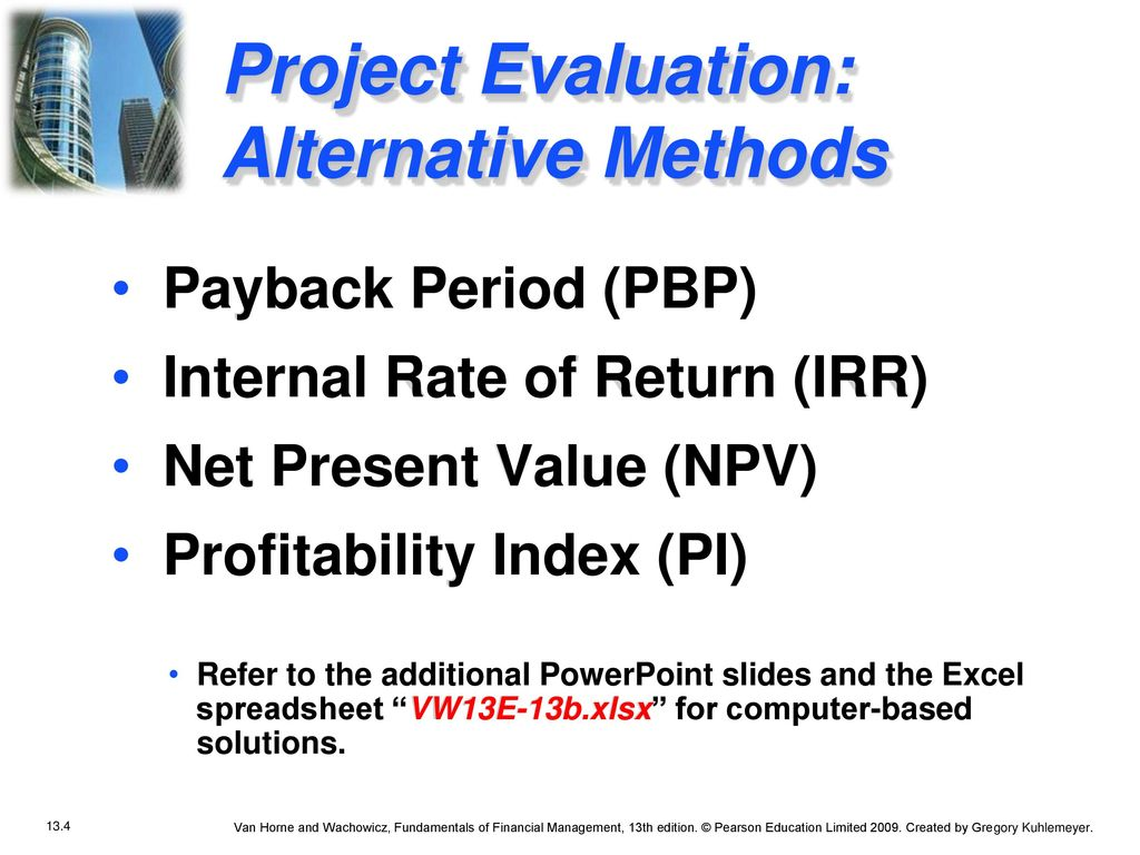calculate the npv irr profitability index and payback period project on excel spreadsheet How to calculate npv and irr (net present value and internal rate return)  npv, irr, payback, aar, profitability index  calculate npv (net present value) in excel.