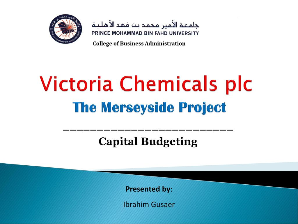 diamond chemicals plc a the merseyside Article: : diamond chemicals plc, the merseyside project summary purpose of the article: the purpose of the article is to investigate the feasibility of a capital project proposed by morris who is a plant manager at diamond chemicals merseyside works in liverpool.