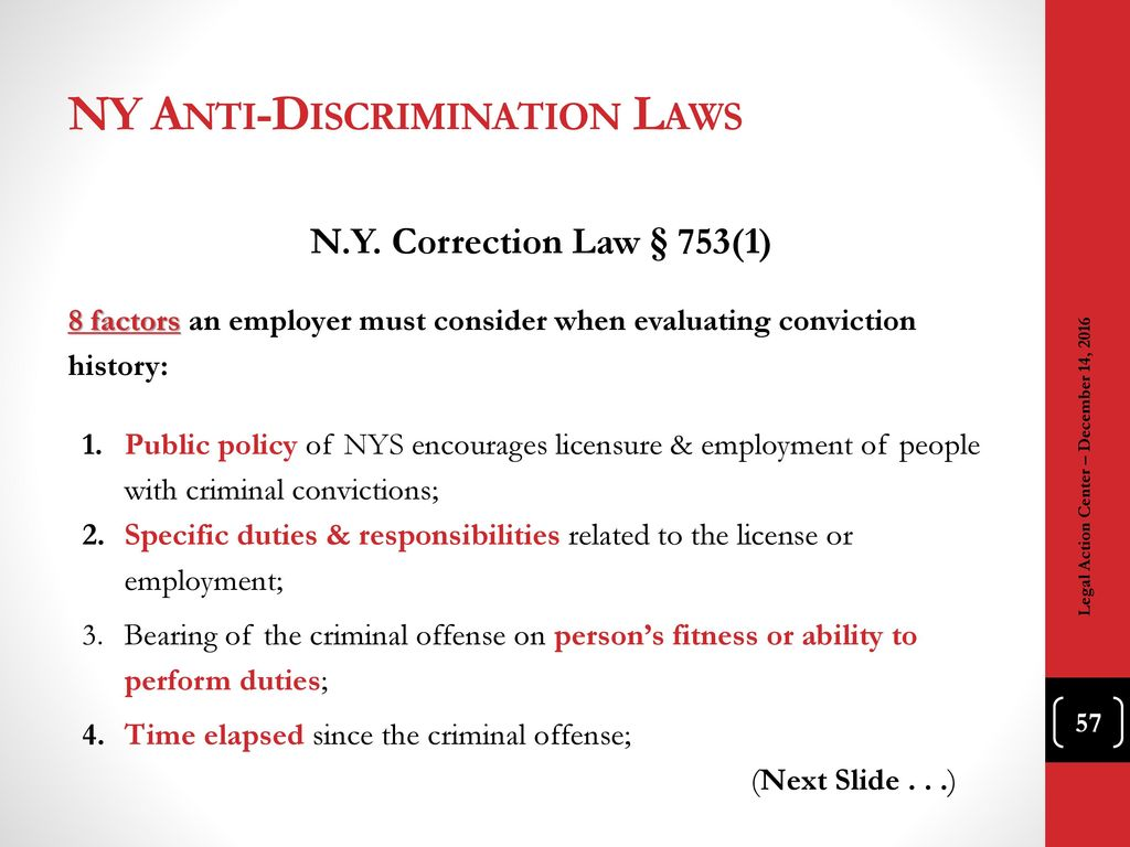 Overcoming barriers for people with criminal records ppt download 57 ny 1betcityfo Gallery
