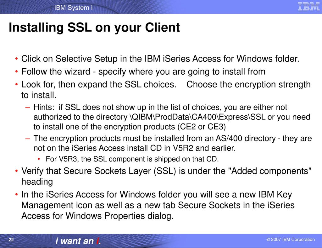 Ibm Iseries Access For Windows - polvlists