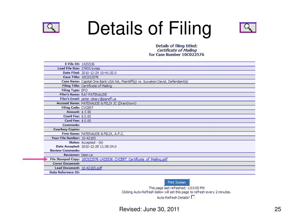 Las vegas justice court ppt download 25 details of filing revised june 30 2011 1betcityfo Image collections