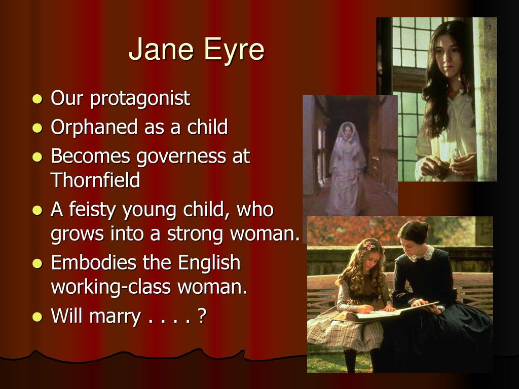 the red room in jane eyre essay In jane eyre, the red room most likely symbolizes _____ select all that apply - 2178841.