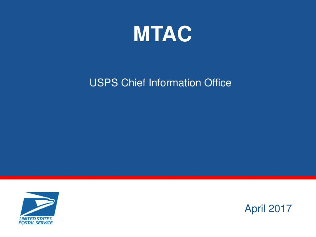 Usps chief information office ppt video online download usps chief information office buycottarizona