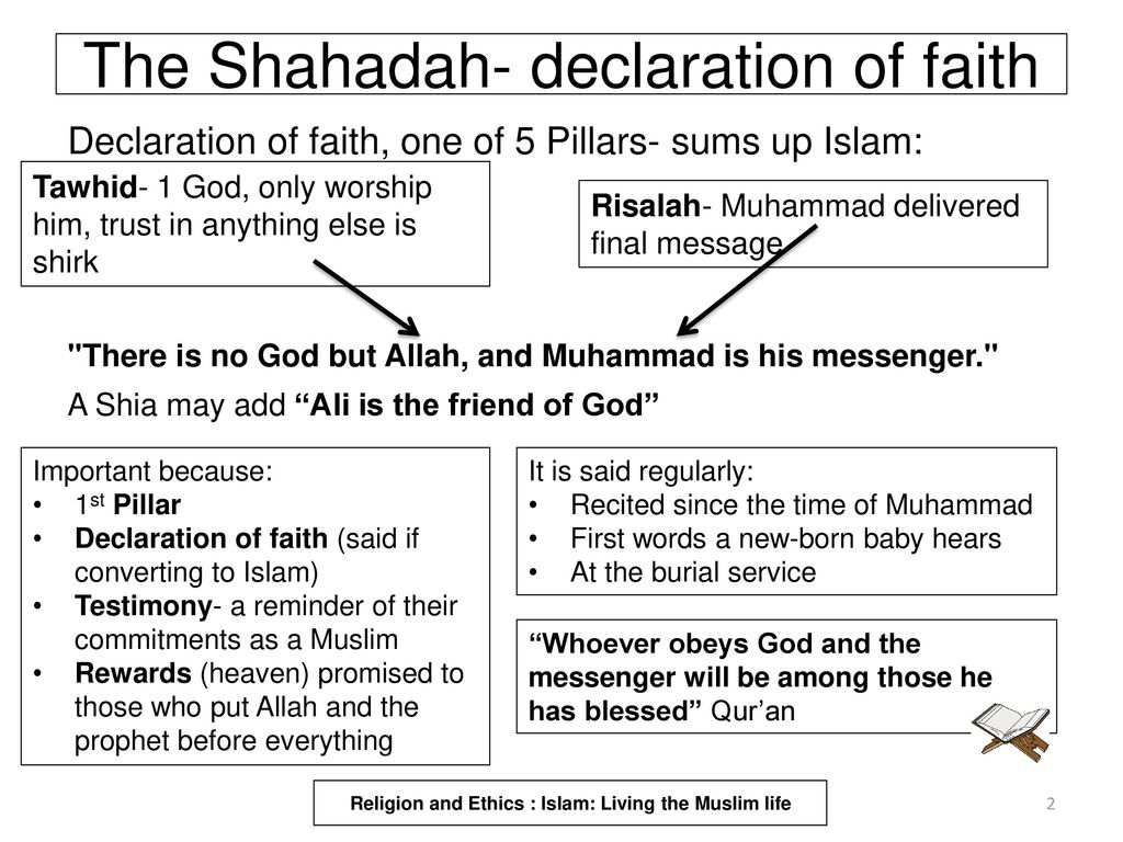 the five pillars of islam and their significance to muslims What are the five pillars of islam and what are their role and significance for muslims.