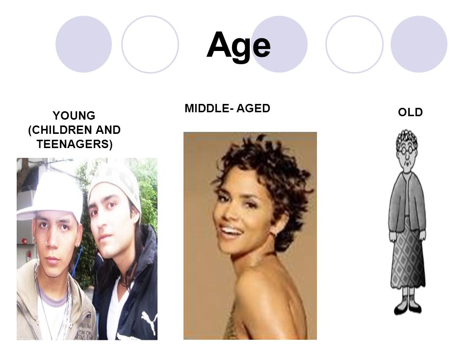 YOUNG (CHILDREN AND TEENAGERS)