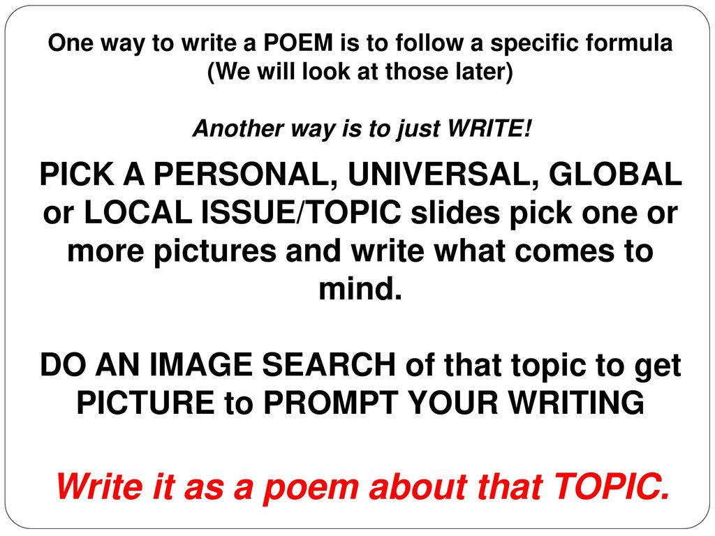 Best Guide on How to Write a Poetry Analysis Essay: With Relevant Example!