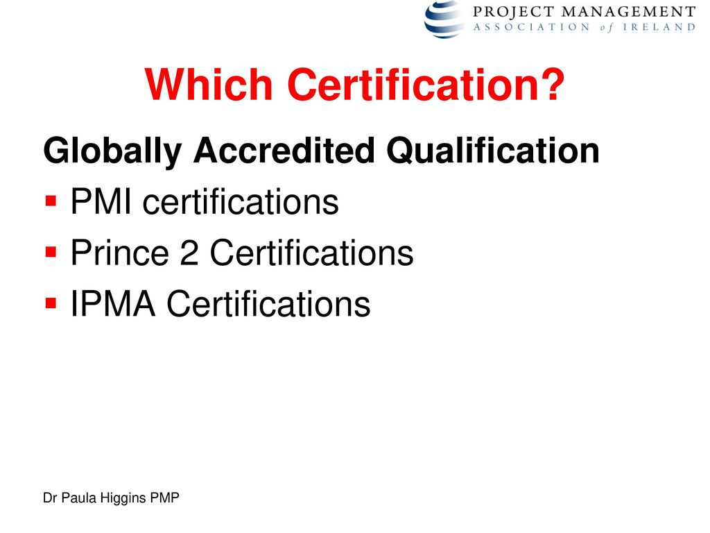 The project management skills shortage ppt download which certification globally accredited qualification 1betcityfo Images
