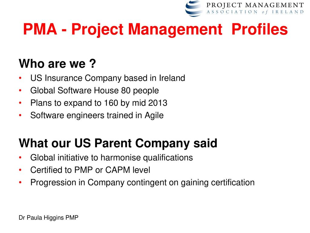 The project management skills shortage ppt download pma project management profiles 1betcityfo Image collections