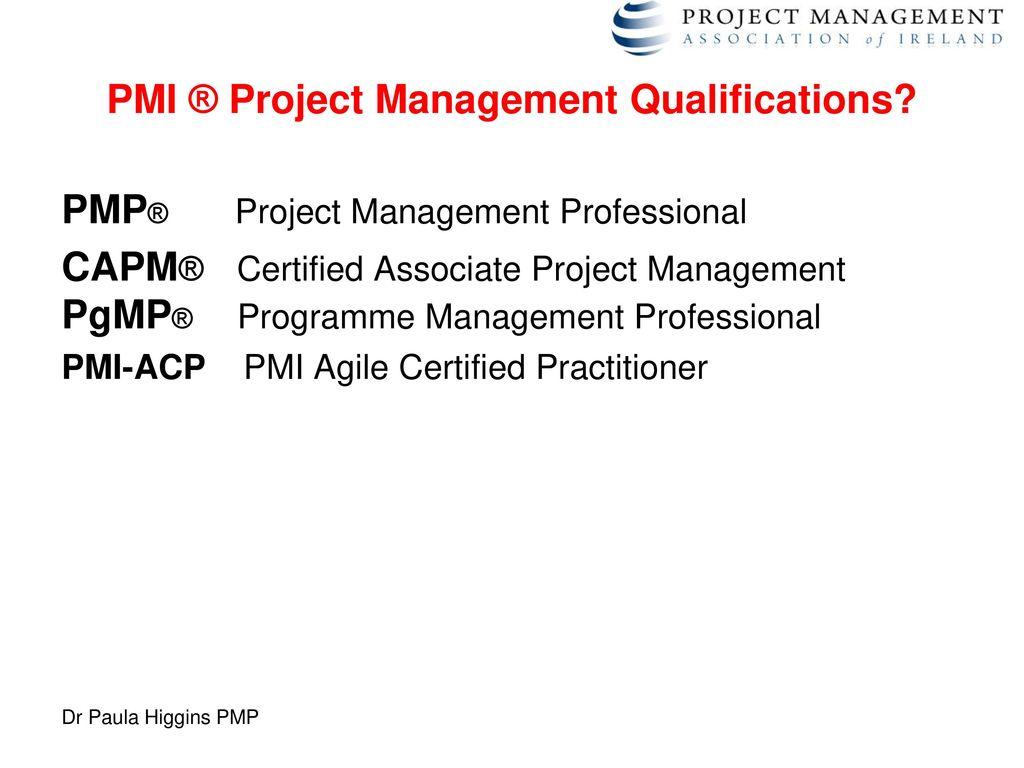 The project management skills shortage ppt download 49 pmi project management qualifications pmp project management professional capm certified xflitez Image collections