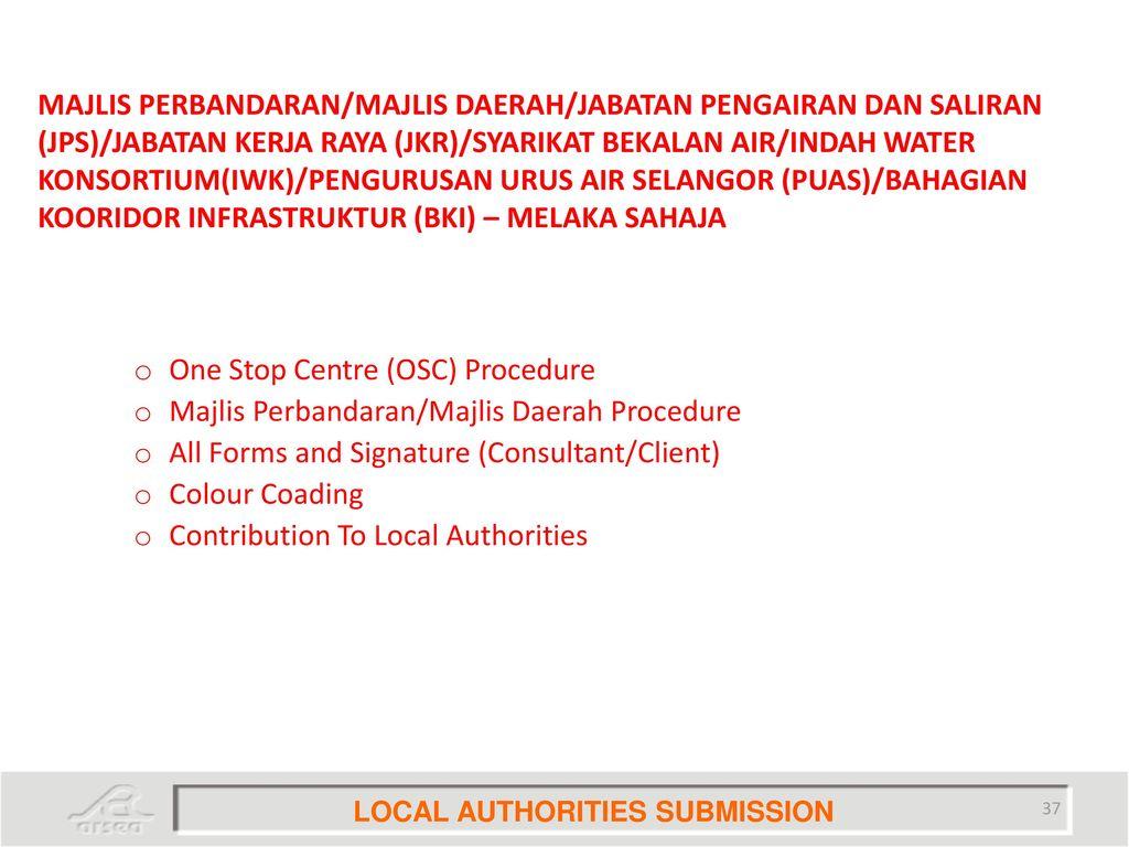 standard operating procedure  u2013 pre tender