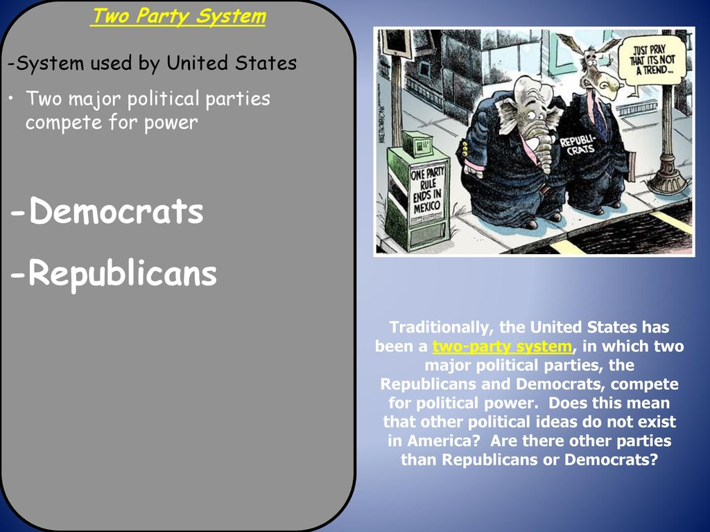 an analysis of the democratic system in united states Why do people say the us is a democracy when it's a constitutional republic  france and the united states are democratic  in the final analysis, we are.